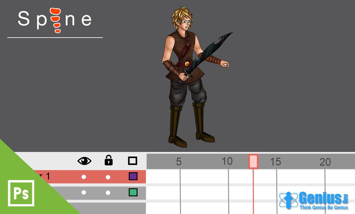Game Character Design Apps : Igeniusdev ios app development android app development game